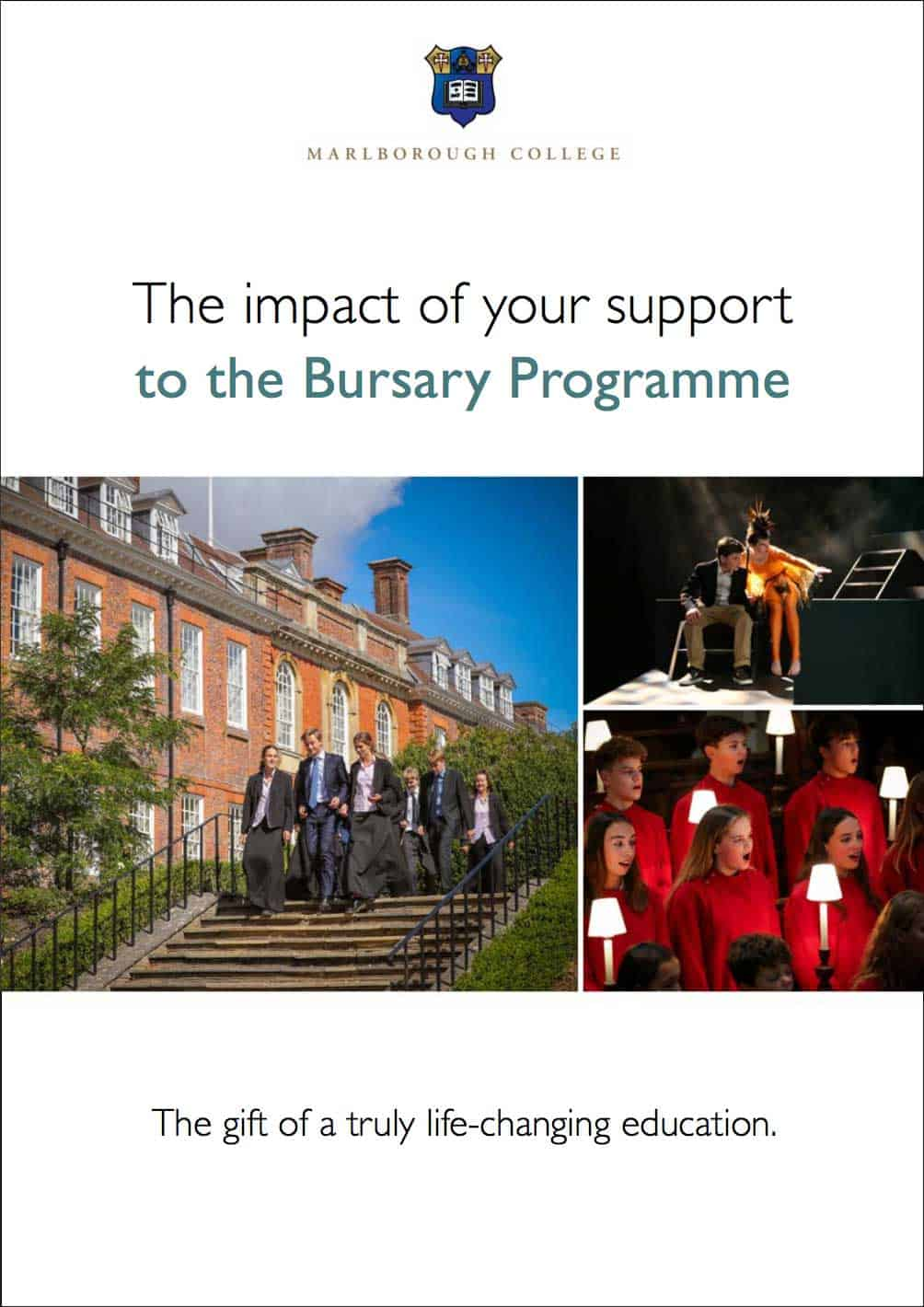 Bursary Impact Report
